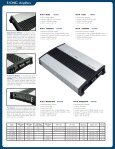 to Download the 2009 EXONIC MOBILE Catalog Now - Ample Audio - Page 2