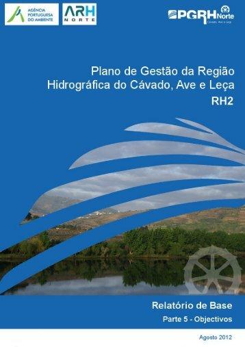 Parte 5 - Objectivos - Agência Portuguesa do Ambiente