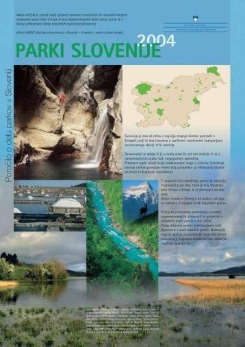 PARKI SLOVENIJE - Goricko Nature Park