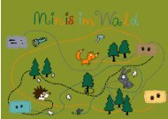 Konzeption Minis im Wald - WordPress.com