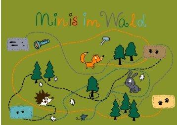 Konzeption Minis im Wald - WordPress.com