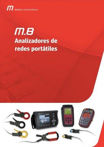 Analizadores de redes portátiles - Dielectro Industrial