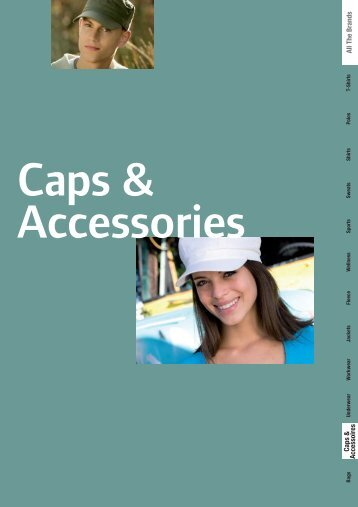 Caps & Accessories - kottek.at