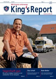 King's Report 2007-02 - Scania