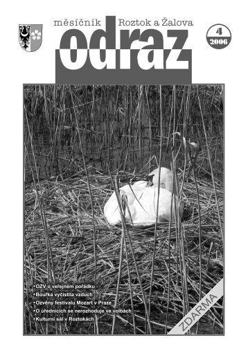 Odraz 04 - Město Roztoky