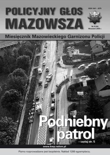 Foto: KPP Gostynin - KWP zs. w Radomiu