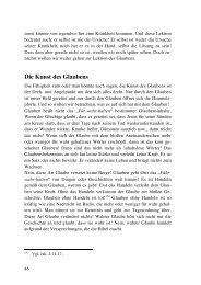 Leseprobe als PDF - Synergia Verlag