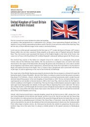 United Kingdom of Great Britain and Northern Ireland - Notre Europe