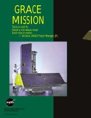 GRACE - NASA's Earth Observing System