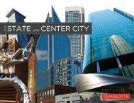 YEAR IN REVIEW - Charlotte Center City Partners