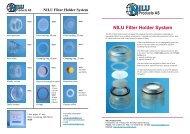 NILU Filter Holder System