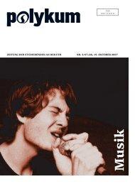 Zeitung der Studierenden an der etH nr. 2/07–08, 19. OktOber 2007