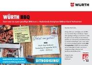 WÜrtH BBQ - Würth Nederland