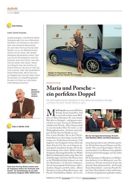Download PDF / 11400 KB - Porsche Tennis Grand Prix