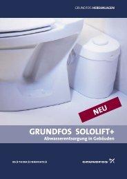 GRUNDFOS SOLOLIFT+ - Ecopumpen.de