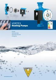 VORTEX - Deutsche Vortex Gmbh & Co. KG