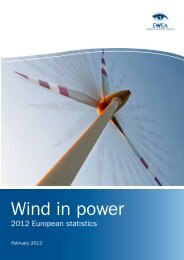 Wind in power