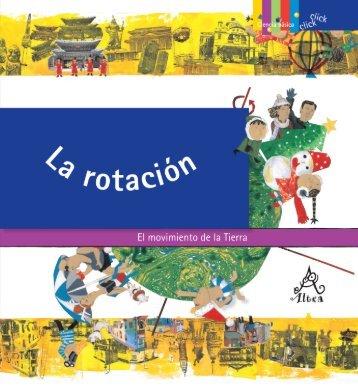 La rotación - Alfaguara Infantil
