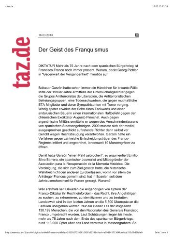 - taz.de - Rotpunktverlag