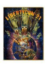 Program Book - LibertyCon