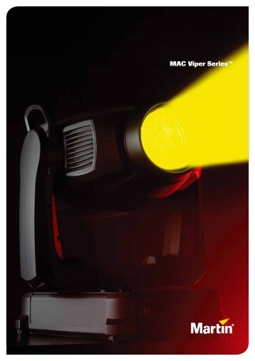 MAC Viper Series™