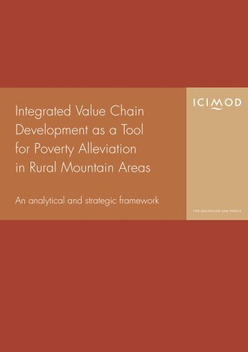 Integrated value chain development as a tool for poverty alleviation ...