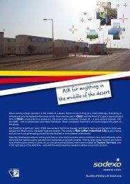 Shell - Sodexo Qatar