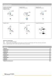 Induktiver Sensor Zubehör