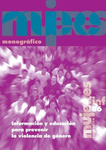 Fundación Mujeres - Educar en igualdad