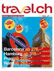 Hotel-Tipp 1 - Städtereisen online buchen auf TRAVEL.CH