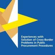 Download the document (PDF file) - Public Procurement Network