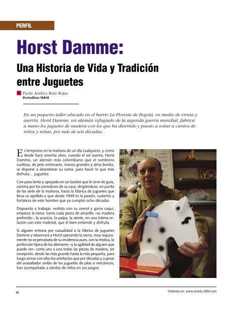La Revista Y PerfilHorst Madera El Damme Mueble DWEH92I