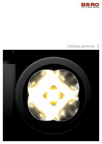 BARO complete catalogue 2012