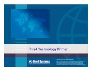 Fire4 Technology Primer - Fire4 Systems
