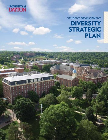 DIVERSITY STRATEGIC PLAN - University of Dayton
