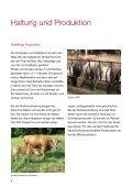 """Broschüre """"Vom Rind"""" - Schweizer Fleisch - Seite 4"""