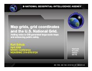 Map grids, grid coordinates and the U S - Floridadisasterengineers.org