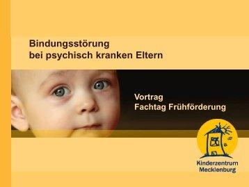 nicht von schlechten Eltern - Kinderzentrum Mecklenburg