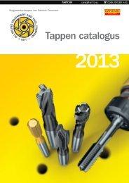 Tappen catalogus 2013 - Sandvik Coromant