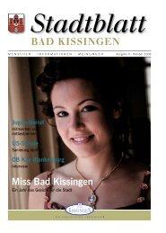 Neue Herbst- und Wintermodelle! - Bad Kissingen