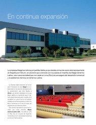 En continua expansión - Mappi International