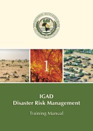 1-DRM Training Manual.pdf - Disaster risk reduction