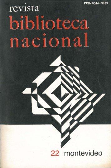 abr. 1983 - Publicaciones Periódicas del Uruguay