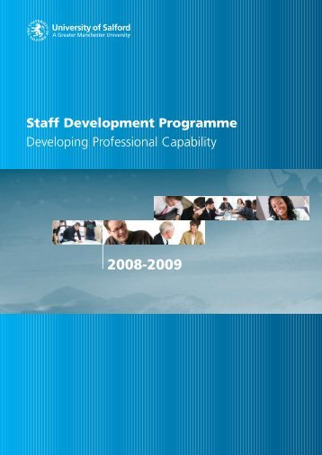 download in full [pdf] - Human Resources - University of Salford