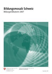 Publikation komplett - Bundesamt für Statistik - admin.ch