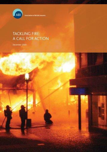 TACKLING FIRE: A CALL FOR ACTION - TheBigRedGuide.com