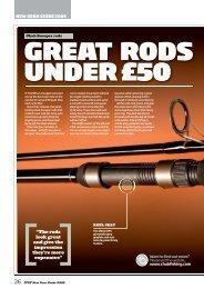 Snooper Carp Rod - Improve Your Coarse Fishing.pdf - Chub Fishing