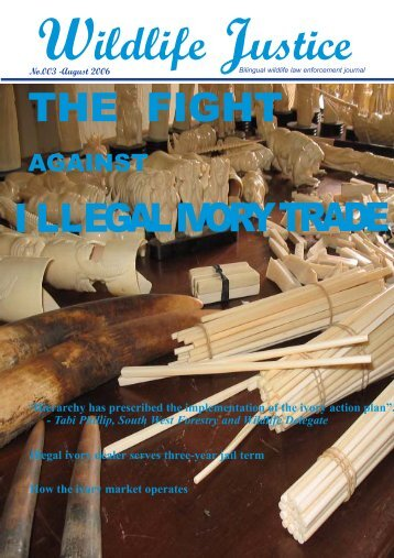fight against illegal ivory trade English version.p65 - LAGA