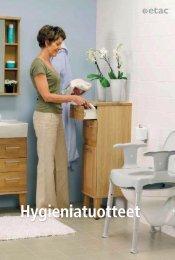 Hygieniatuotteet - Mediq Suomi Oy