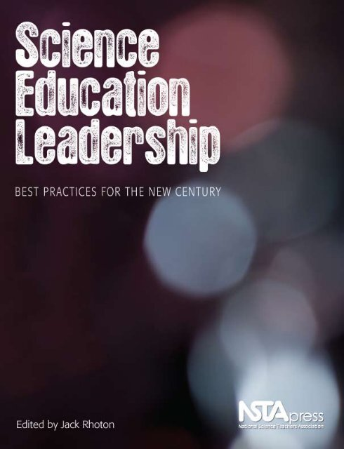 Science Education Leadership - Project 2061